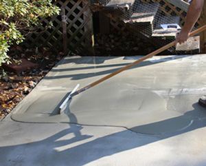 Concrete resurfacing treatment by Pennsylvania's experts