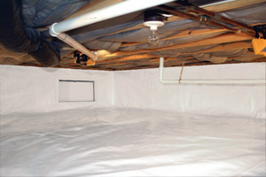 Crawl Space Repair After in State College