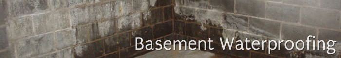 Basement Waterproofing in PA, including Bellefonte, Du Bois & Altoona.