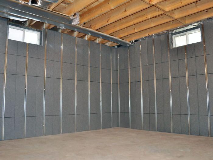 Inorganic Basement Wall Panels In Altoona State College