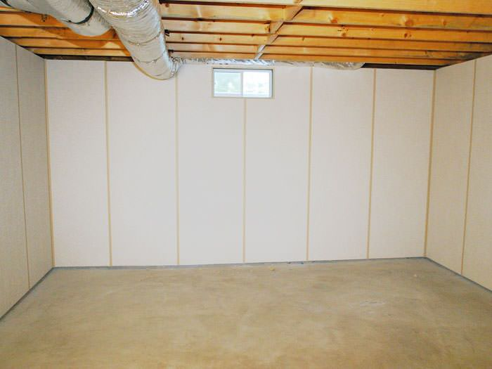 Great Insulated Basement Wall Panels; Basement Wall Panels As A Basement  Finishing Alternative For Brookville Homeowners ...