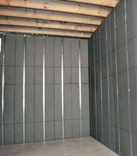 Thermal insulation panels for basement finishing in Bellefonte, Pennsylvania